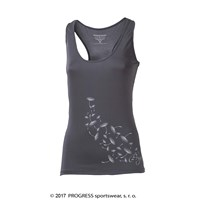 NEOLA ladies singlet grey