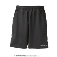 VITAR mens sports shorts black