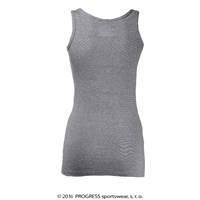 NOVARA ladies singlet with bamboo 2016 grey melange
