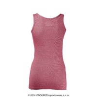 NOVARA ladies singlet with bamboo 2016 pink melange