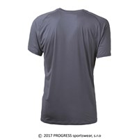 ATHOS mens T-shirt grey