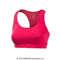 BRAVA ladies sports bra pink
