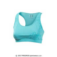 BRAVA ladies sports bra Lt.blue