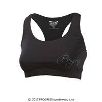 BRAVA ladies sports bra black