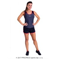ISLA ladies sports singlet