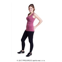 NOVARA ladies singlet with bamboo