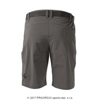 EPICA SHORTS ladies hiking shorts grey