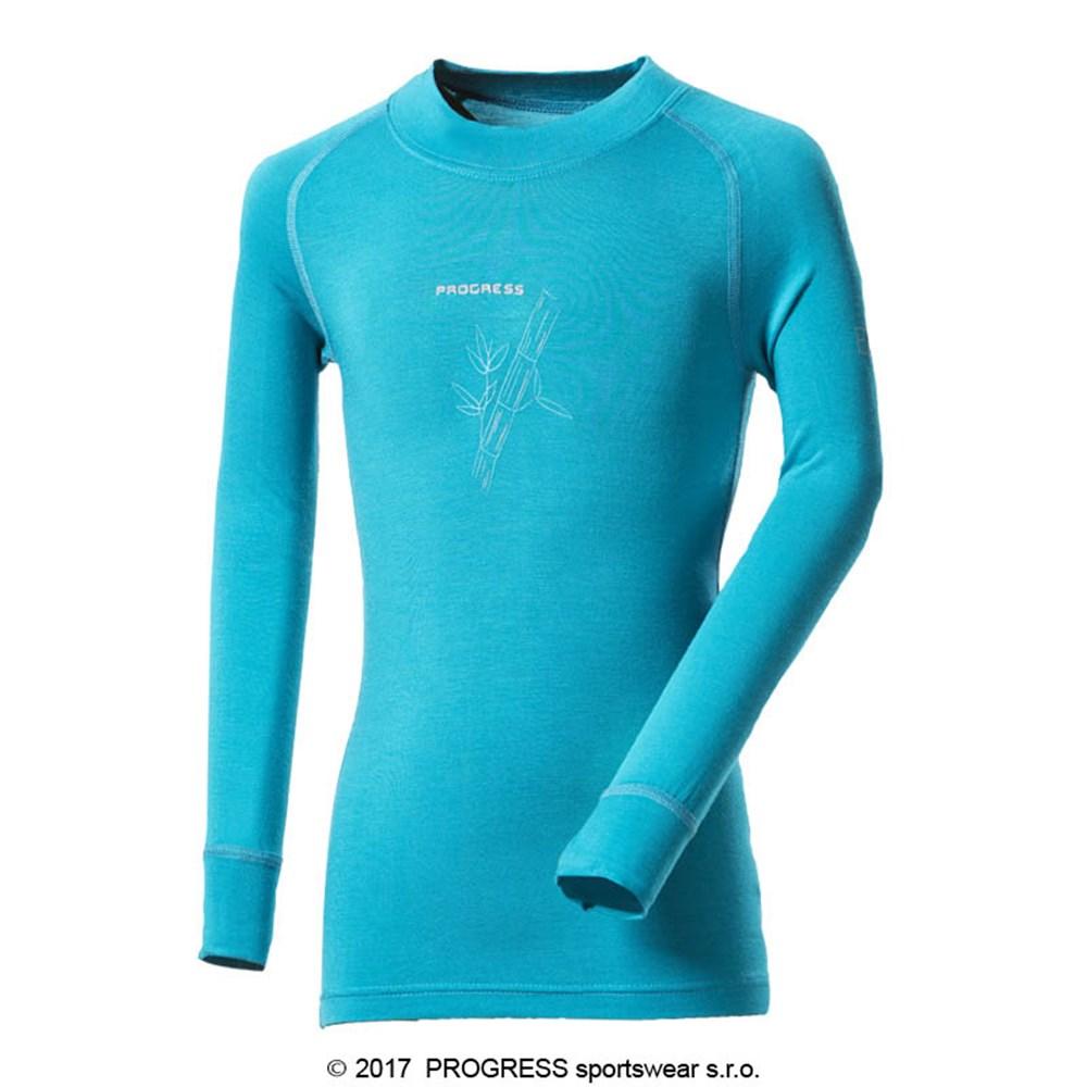 E NDRD kids bamboo long sleeve | PROGRESS sportswear, Ltd