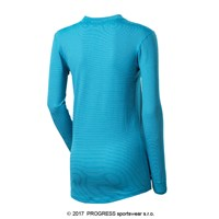 MS NDRZ ladies baselayer long sleeve T-shirt black