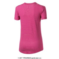MS NKRZ ladies baselayer short sleeve T-shirt black