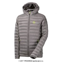 OS DOWNY 24BR down jacket anthracite