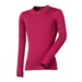 MS NDRD kids baselayer long sleeve T-shirt red