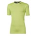 MS NKR mens baselayer short sleeve T-shirt green