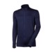 TS EGON mens sports full zip jacket black melange